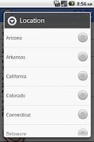 Screenshot of Lotto.US