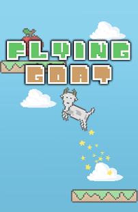 Flying Goat - screenshot