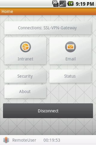 Junos Pulse for Samsung