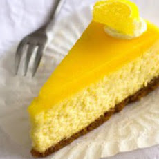 Meyer Lemon Mascarpone Cake