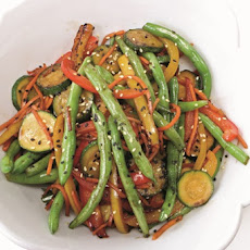 All Veggie Stir-Fry