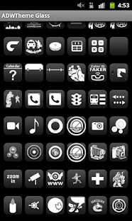 6500+ Glass Icons Pack Pro ADW - screenshot