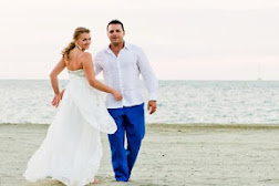 Adam & Olya at Fiji Beach Resort & Spa by Hilton