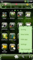 Screenshot of Nature v2 GO Launcher EX Theme