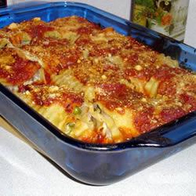 Vegetable Cannelloni