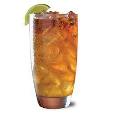 Dark 'n Stormy Cocktail