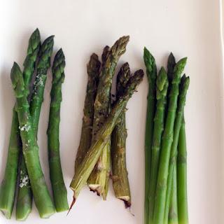Steamed Asparagus Recipes