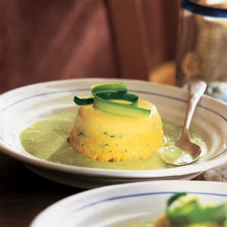 Corn and Zucchini Timbales (Timbales de Elote y Calabacitak)