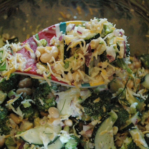 Martha's Broccoli Salad