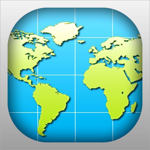 2013年世界地圖 教育 App LOGO-APP試玩