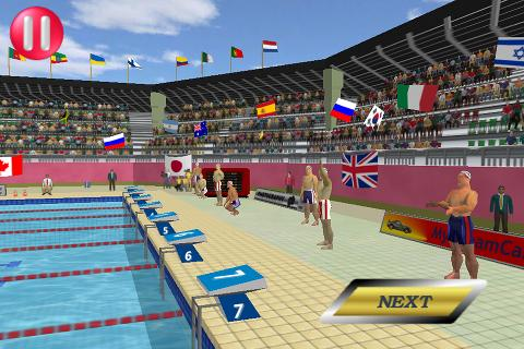 Summer Games 3D - screenshot