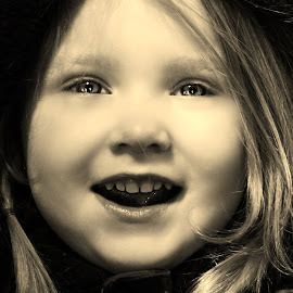 by Cheryl Korotky - Babies & Children Child Portraits ( child, model, beautiful smile, a heartbeat in time photography, amazing faces, nevaeh )