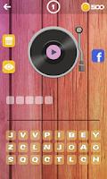 Screenshot of Song Guess