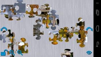 Screenshot of Gr8 Puzzle HD vol.2