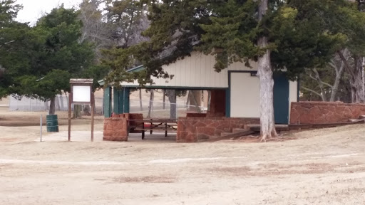 Will Rogers North Shelter