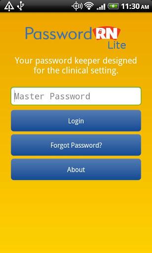 PasswordRN Lite