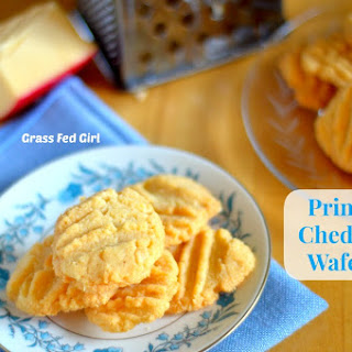 Crunchy Grain and Gluten Free Primal Cheese Cracker
