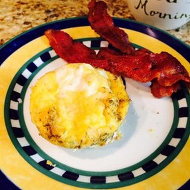 Eggs n Bacon Cupcake Recipe   Yummly
