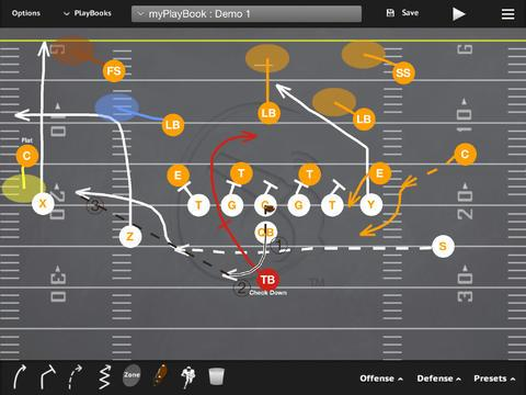 CoachMe Football Edition - screenshot