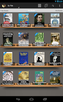 Screenshot of [Free e-Book] BookBox Reader