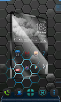 Screenshot of Next honeycomb live wallpaper