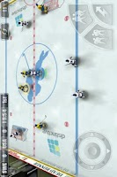 Screenshot of Hockey Nations 2011