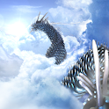 Bluesky Dragon-HEALING 05Free icon