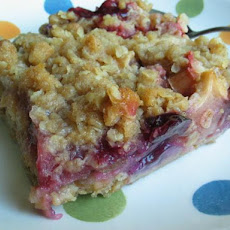 Double Crunch Bumbleberry Crisp
