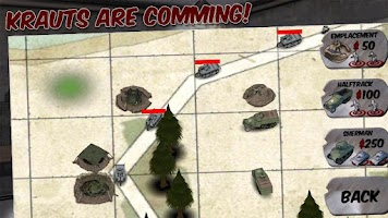 Screenshot of Kraut Attack - Defense Lite