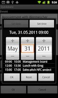 Screenshot of QuickDate