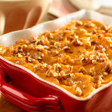 Sweet Potato Praline Bake