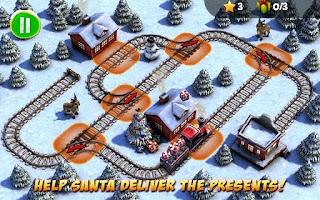 Screenshot of Train Crisis Christmas