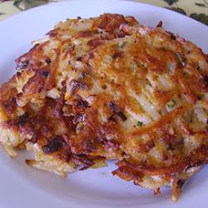 Cajun Potato Latkes