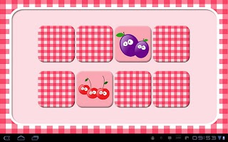 Screenshot of Kids Preschool Memory Game Tab