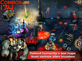 Screenshot of Final Fury
