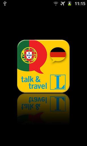 Portugiesisch talk travel