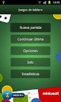 Screenshot of Board Games Pro