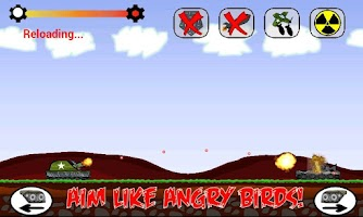 Screenshot of ☆ Angry Hero Tank ☆