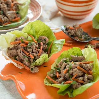Chicken Taco Lettuce Wraps Recipe | Yummly