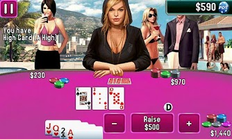 Screenshot of Texas Hold'em Poker 2