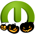 Halloween castle Locker theme icon