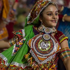 NAVRATRI  by Monish Kumar - News & Events Entertainment ( fashion, festival, navratri, dance, religious )