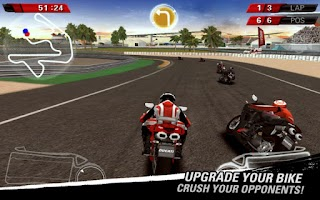 Screenshot of Ducati Challenge