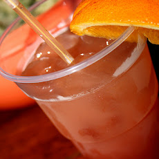 Whiskey & Orange Punch