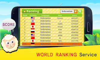Screenshot of TS Indonesian Talk Game