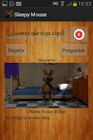 Screenshot of Ratón Dormilón (Sleepy Mouse)