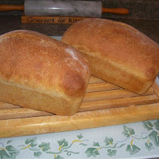 Bread Machine Buttermilk Bread