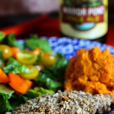 Spicy Pecan Crusted Catfish