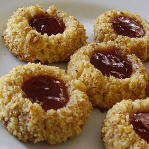 Walnut Thumbprint Cookies Recipes | Yummly