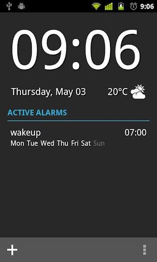 WakeUp Alarm Clock
